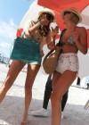 Nina Dobrev and Julianne Hough - Bikini Candids-68