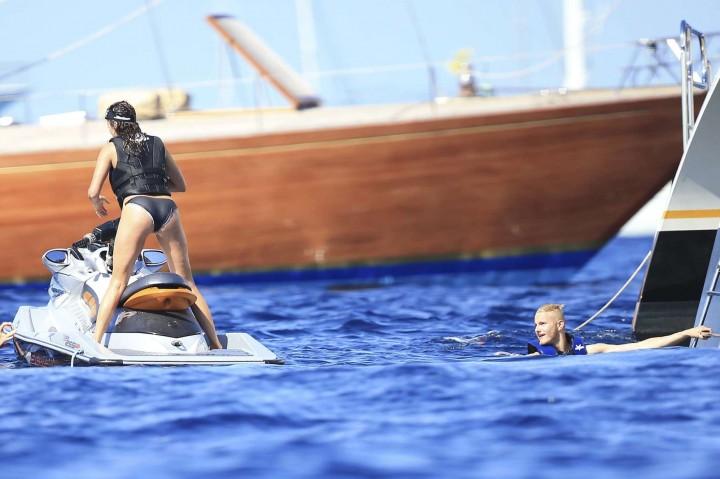 Nina Dobrev Bikini Photos: in Ibiza -04