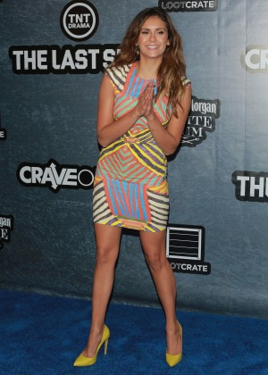 Nina Dobrev - CraveOnline Presents: Crave Conquers The Con