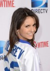 Nina Dobrev - DIRECTVS 2013 Celebrity Beach Bowl -11