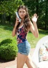 Nina Dobrev Wearing Daisy Dukes in The Perks of Being a Wallflower