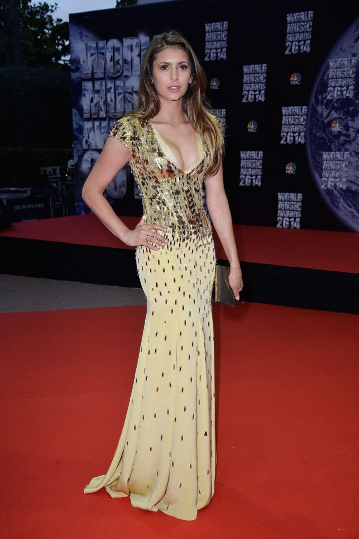Nina Dobrev – Monte Carlo 2014 -05