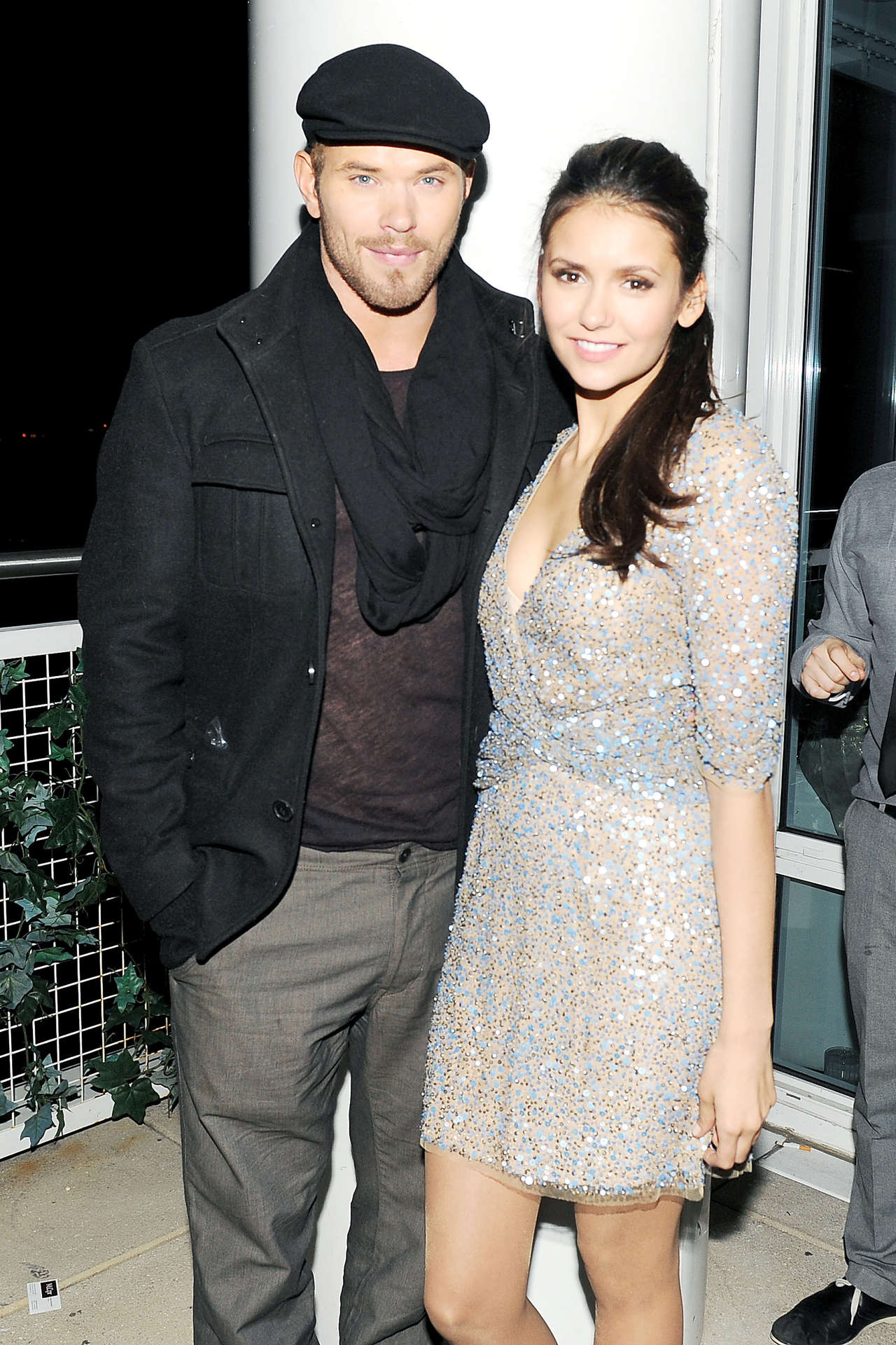 Nina Dobrev – Nylon and Got2b February Issuie Party-07