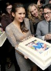 Nina Dobrev - Nylon and Got2b February Issuie Party-14