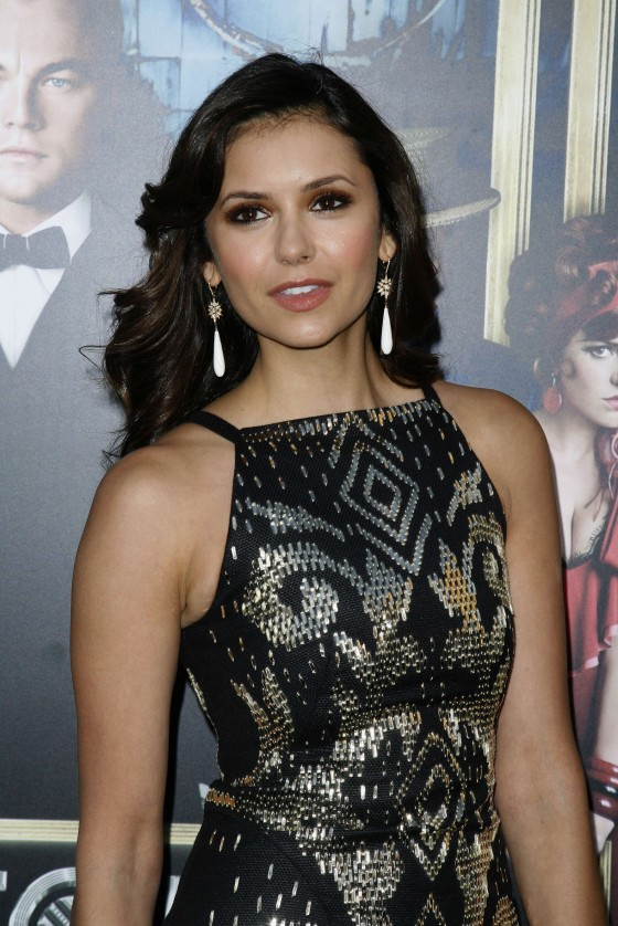 Nina Dobrev – The Great Gatsby premiere -16