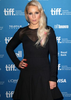 "Noomi Rapace - ""The Drop"" press conference at TIFF 2014"