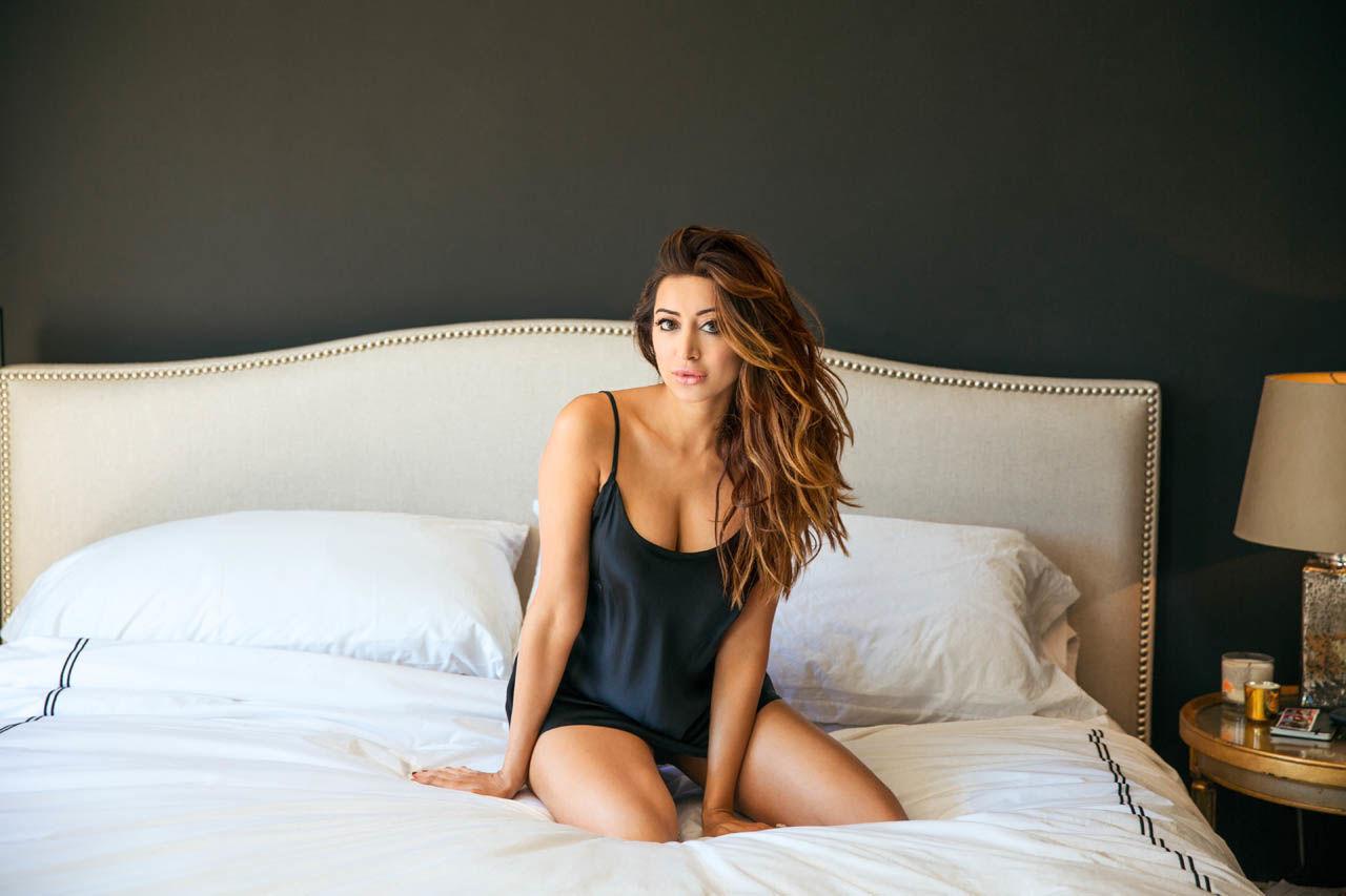 Noureen DeWulf 2014 : Noureen DeWulf: Playboy 2015 -03