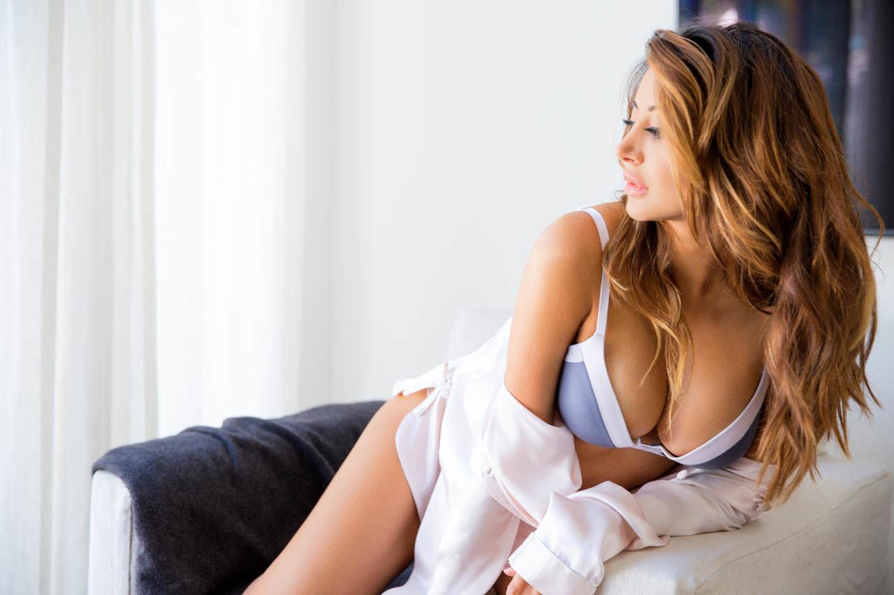 Noureen DeWulf 2014 : Noureen DeWulf: Playboy 2015 -06