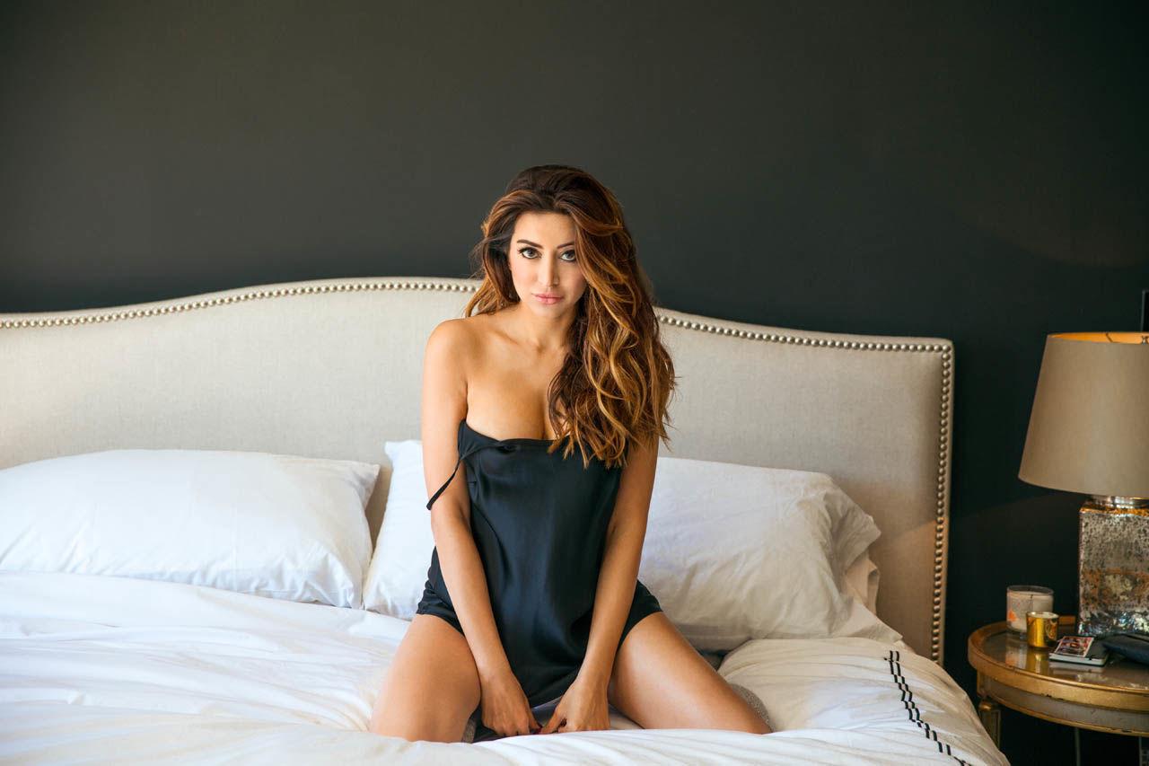 Noureen DeWulf 2014 : Noureen DeWulf: Playboy 2015 -08
