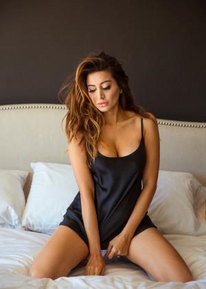 Noureen DeWulf - Playboy Magazine (Jan/Feb 2015)
