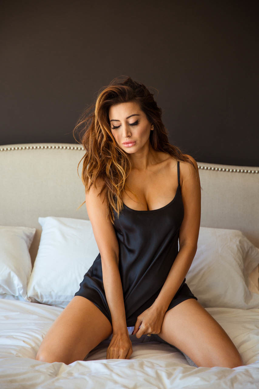 Noureen DeWulf 2014 : Noureen DeWulf: Playboy 2015 -09