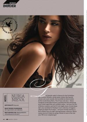 Nuria Nieva: GQ India -02