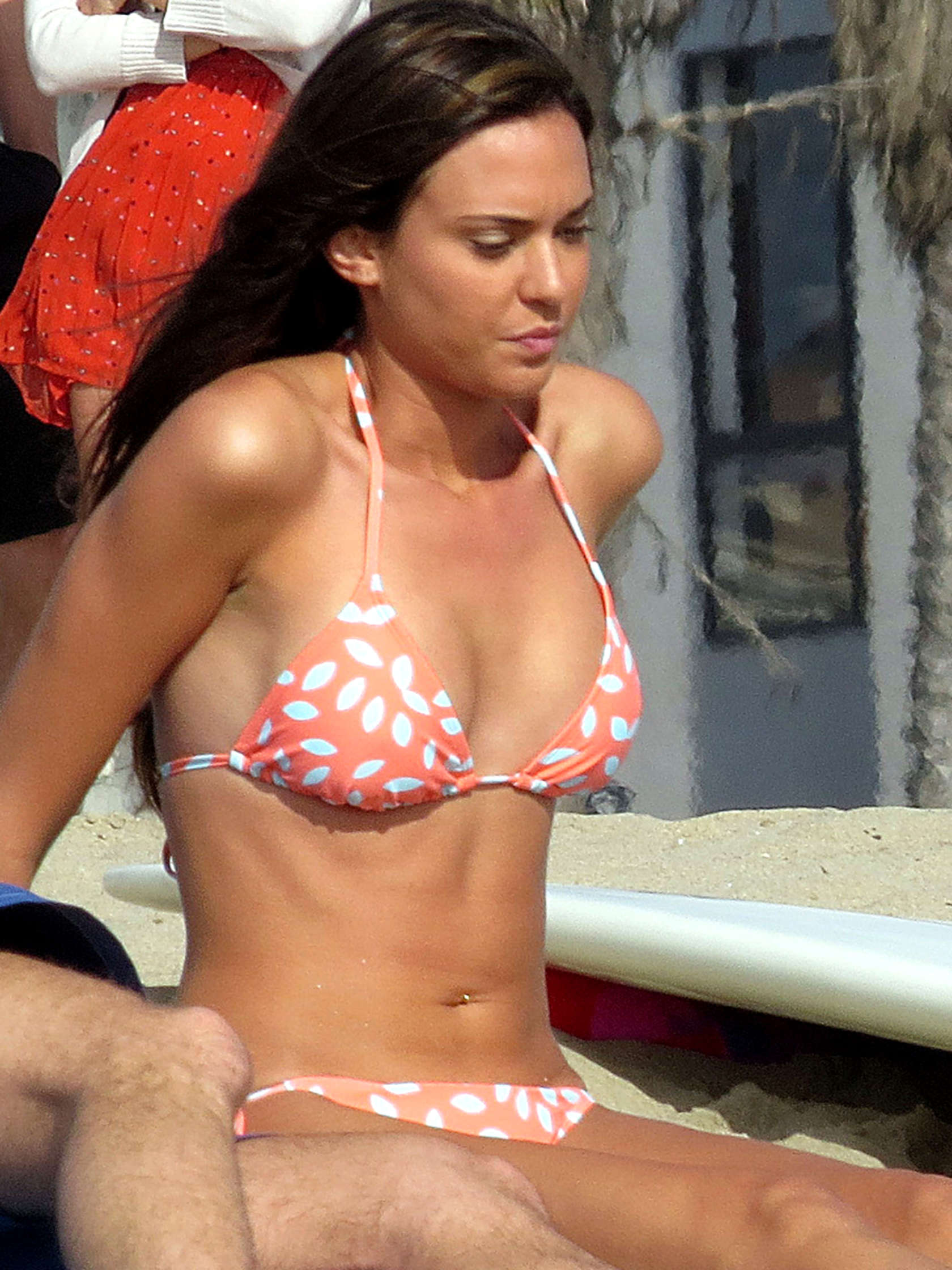 Odette Annable Bikini Candids On The Set Of Westside 27