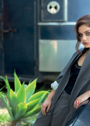 Odeya Rush - Grey Magazine (Spring Summer 2014)