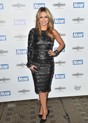 Ola Jordan - Now Christmas Party in London