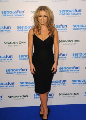 Ola Jordan - SeriousFun Gala 2014 in London