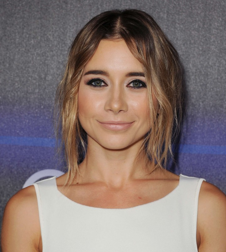 Olesya Rulin 2014 Audis Celebration Of Emmys Week 14