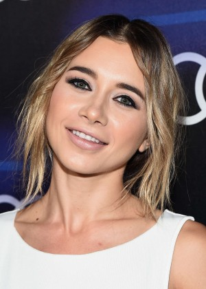 Olesya Rulin: 2014 Audi Celebration of Emmys