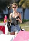 Olga Kent Bikini Photos: Miami Beach -11