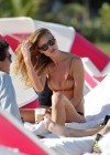 Olga Kent Bikini Photos: Miami Beach -19