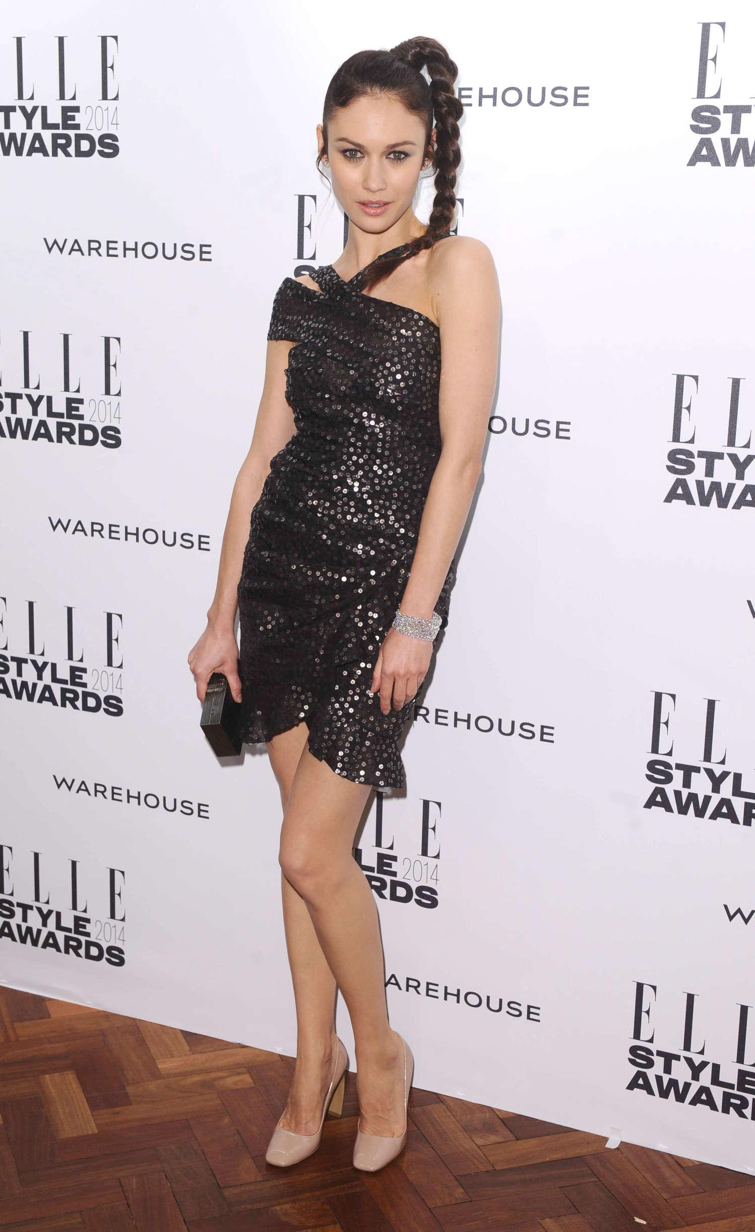 Olga Kurylenko: Elle Style Awards 2014 -11
