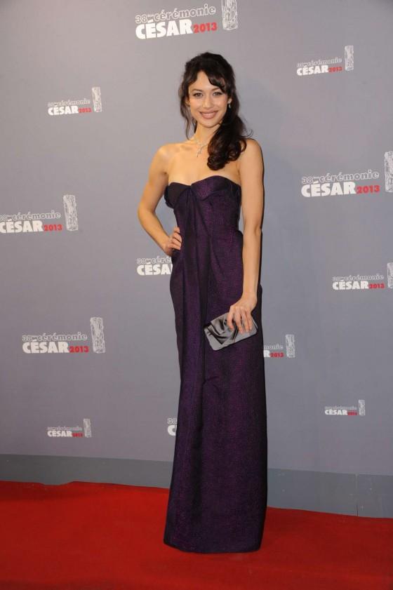 Olga Kurylenko – 2013 Cesar Film Awards ceremony -02