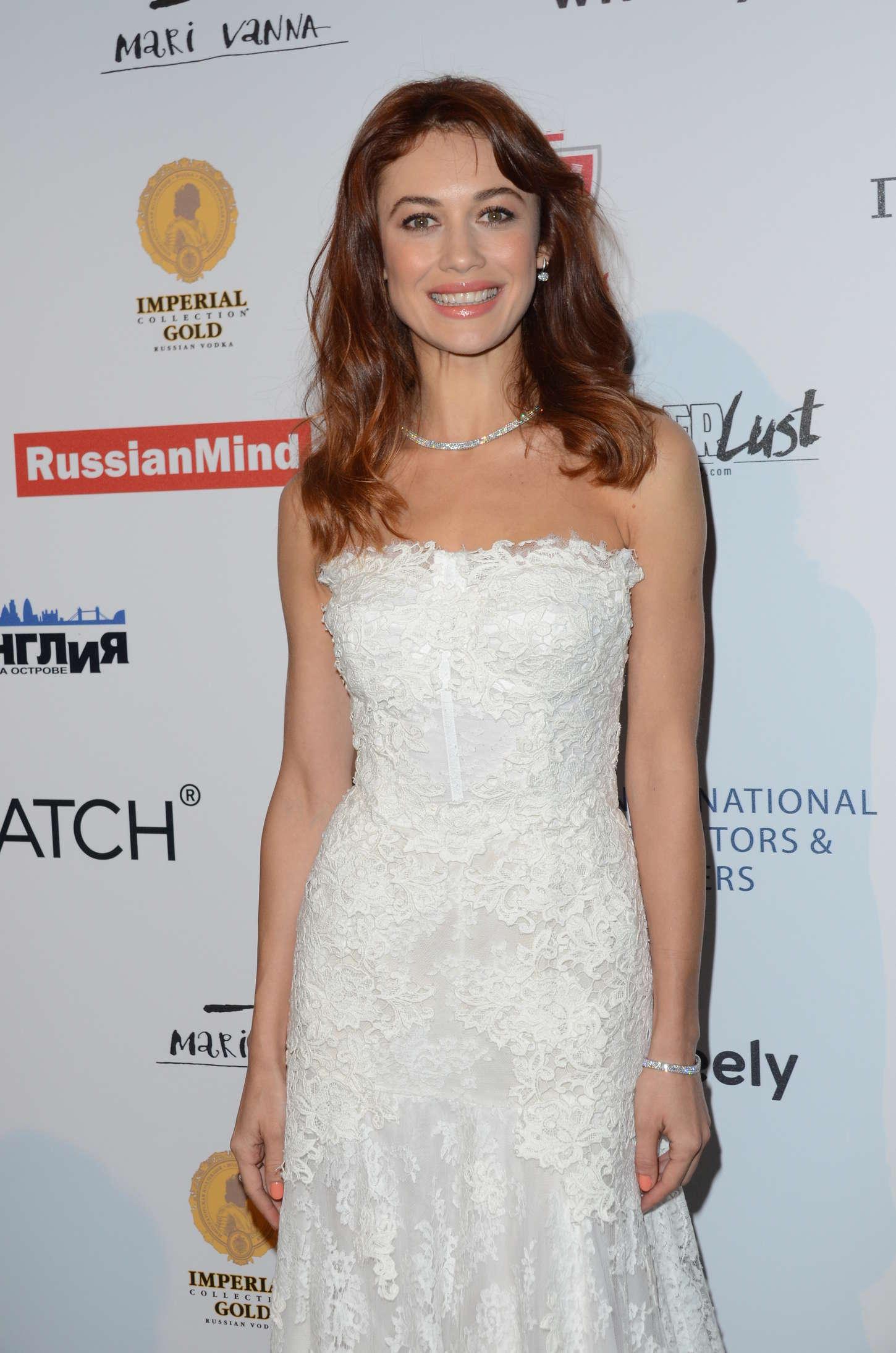Olga Kurylenko 2014 : Olga Kurylenko: 2014 Russian Ball in London -04
