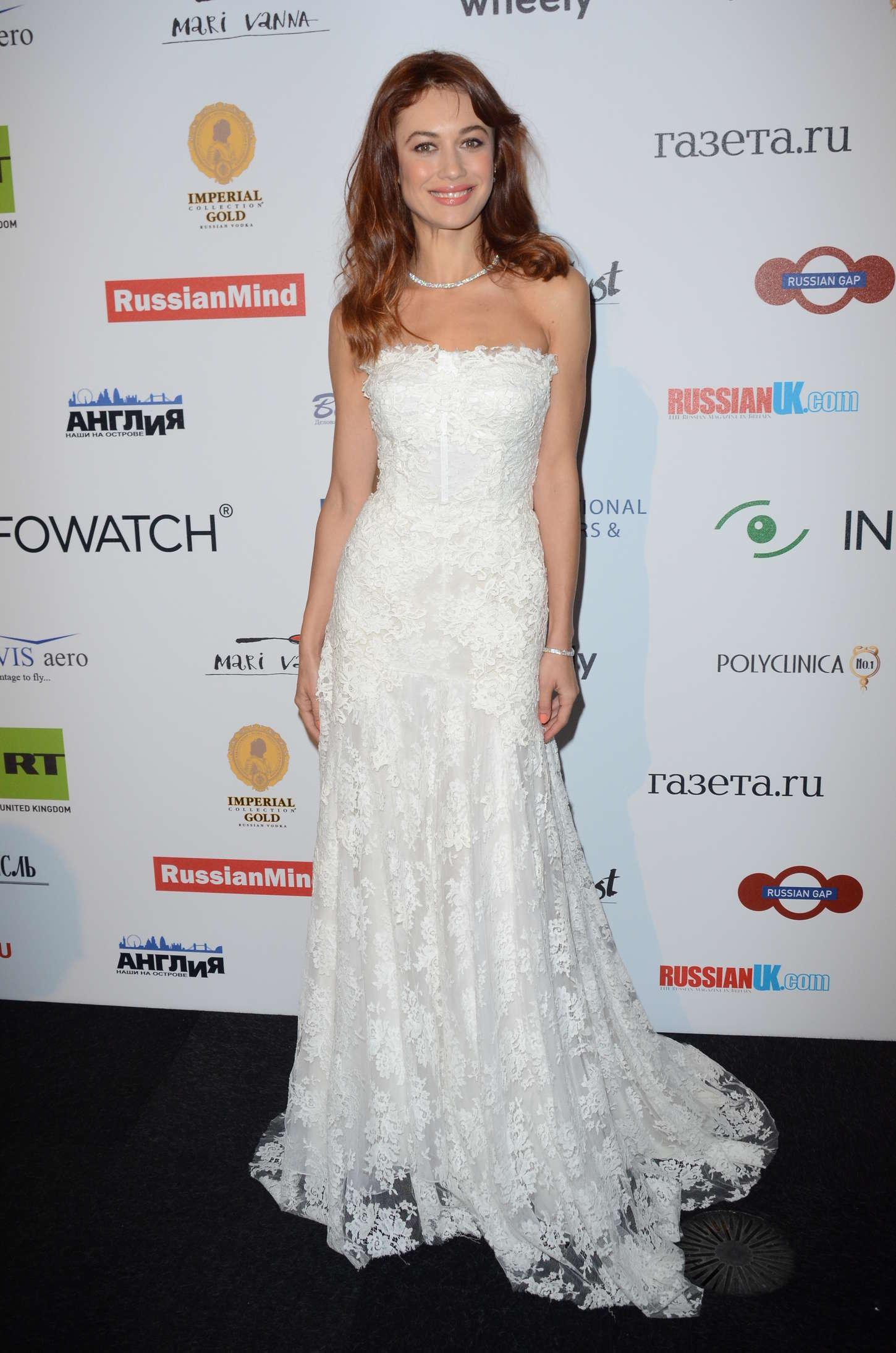 Olga Kurylenko 2014 : Olga Kurylenko: 2014 Russian Ball in London -06
