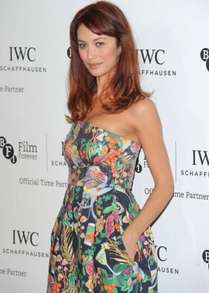 Olga Kurylenko - 2014 IWC Gala In Honour Of The British Film Institute in London