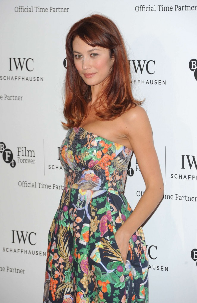 Olga Kurylenko - 2014 IWC Gala In Honour Of The British Film Institute in London