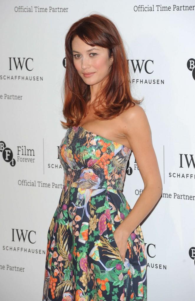Olga Kurylenko – IWC Gala In Honour Of The British Film Institute in London