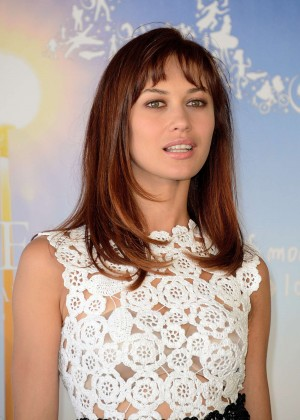 "Olga Kurylenko - ""The November Man"" Photocall during 40th Deauville American Film Festival in France"