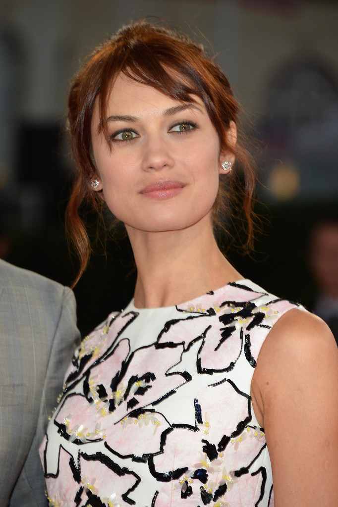"Olga Kurylenko - ""The November Man"" Premiere in Deauville"