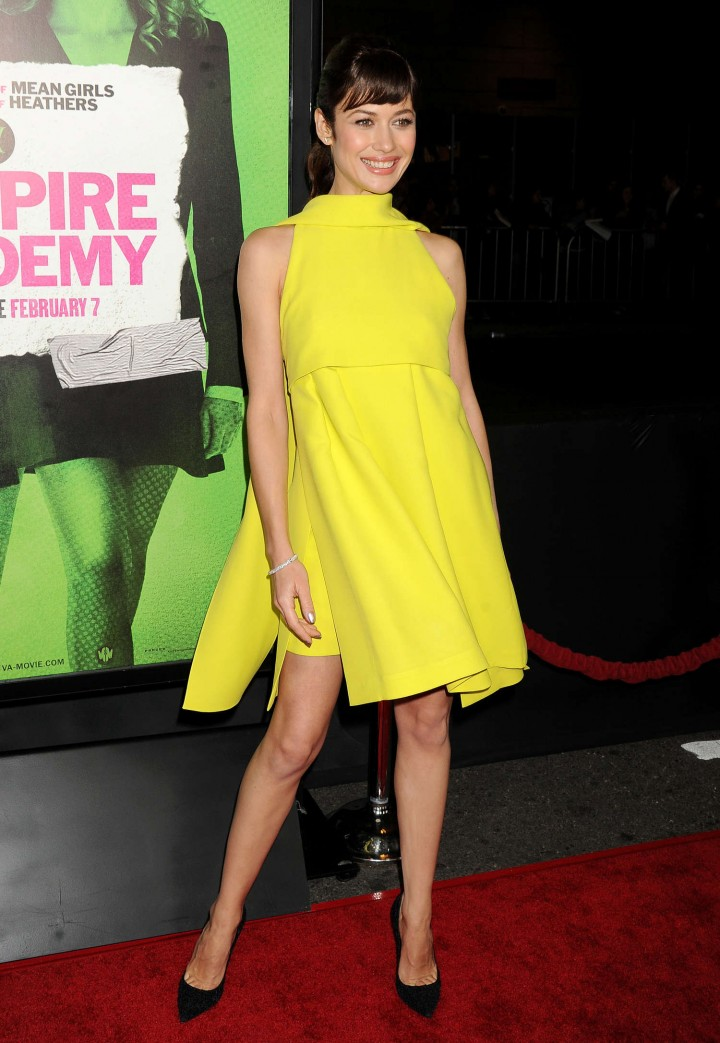 Olga Kurylenko – Vampire Academy Premiere in LA