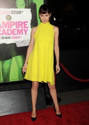 Olga Kurylenko: Vampire Academy Premiere -08