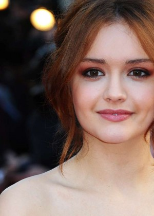 Olivia Cooke: The Quiet Ones UK Premiere -01