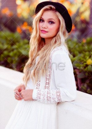 Olivia Holt by Isaac Sterling Photoshoot 2014