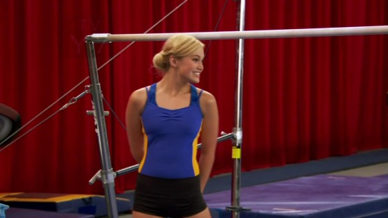 Olivia Holt Pictures: Kickin It caps -04