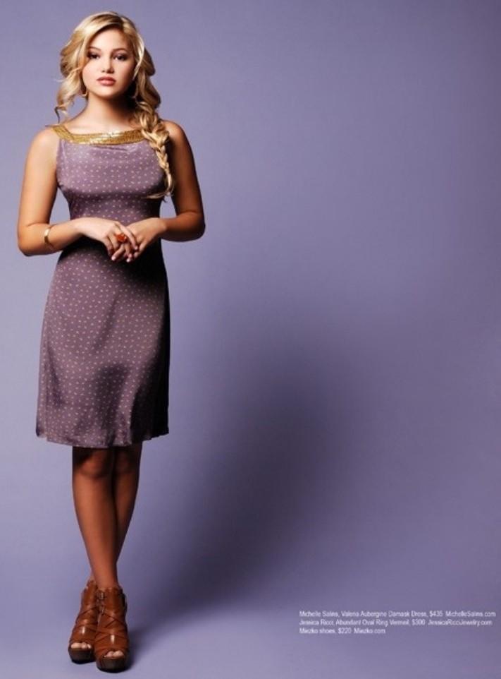 Olivia Holt Regard Magazine Photoshoot 08 Gotceleb