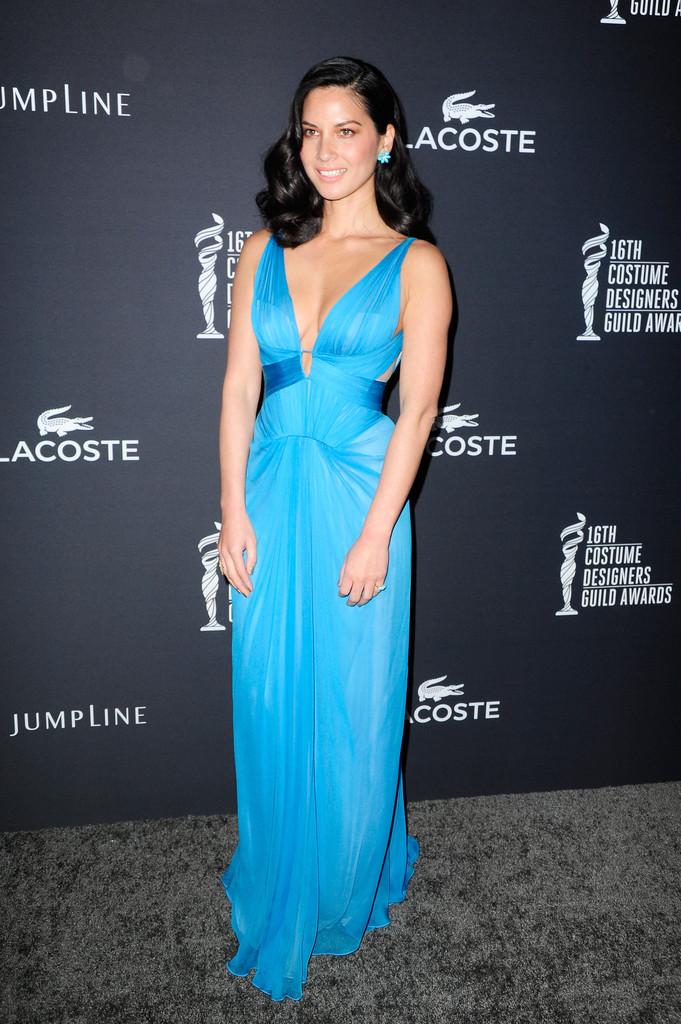 Olivia Munn 2014 : Olivia Munn: 2014 Costume Designers Guild Awards in Beverly Hills -04