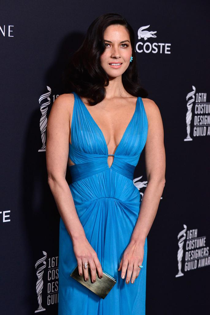 Olivia Munn 2014 : Olivia Munn: 2014 Costume Designers Guild Awards in Beverly Hills -06