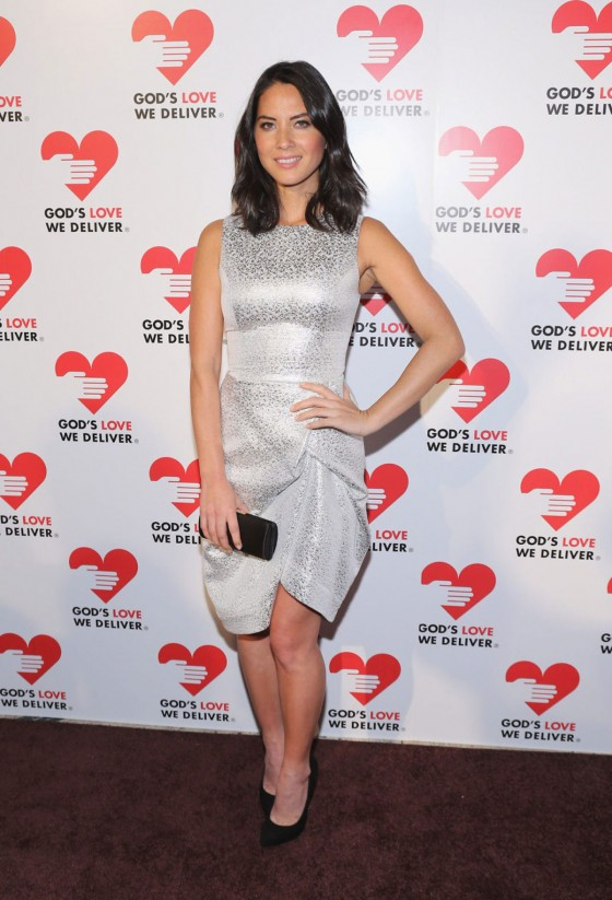 Olivia Munn – 2012 Gods Love We Deliver Golden Heart Gala-01