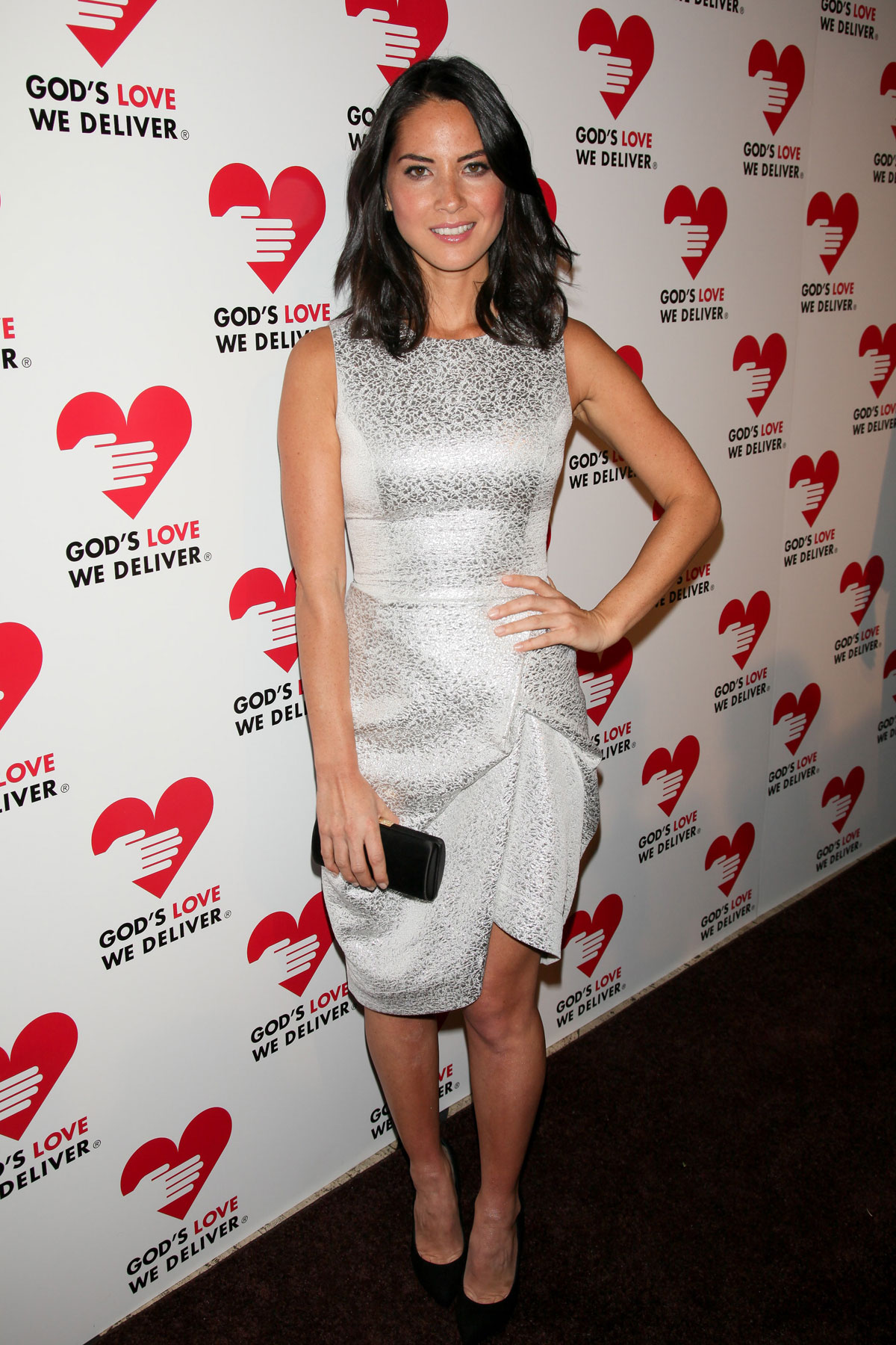 Olivia Munn 2012 : Olivia Munn – 2012 Gods Love We Deliver Golden Heart Gala-02