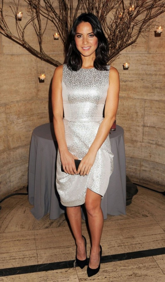 Olivia Munn - 2012 God's Love We Deliver Golden Heart Gala