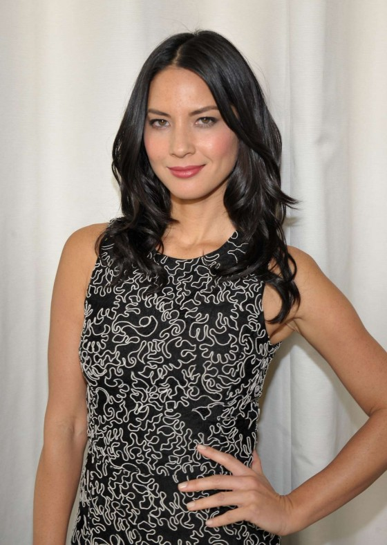 Olivia Munn - 2012 The Hollywood Reporter Power of Style Luncheon in Beverly Hills