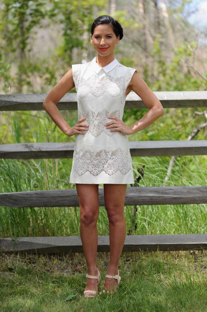 Olivia Munn – 7th Annual Veuve Clicquot Polo Classic in Jersey City
