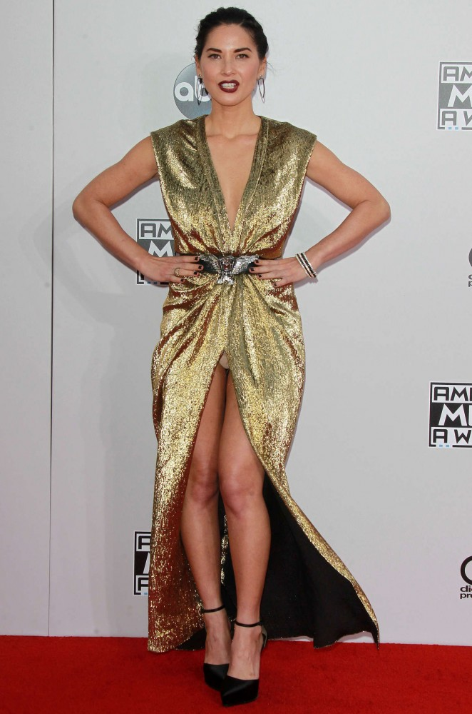 Olivia Munn – American Music Awards in LA