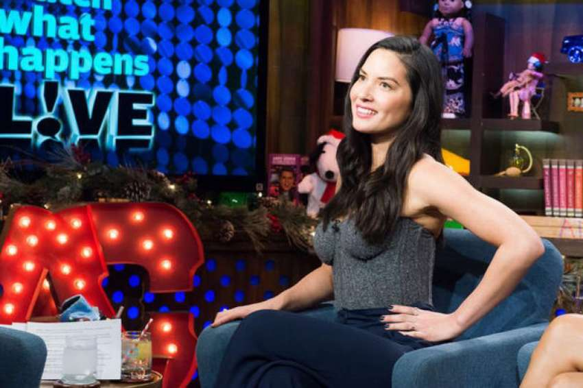 Olivia Munn at Bravos 'Watch What Happens Live' in NYC