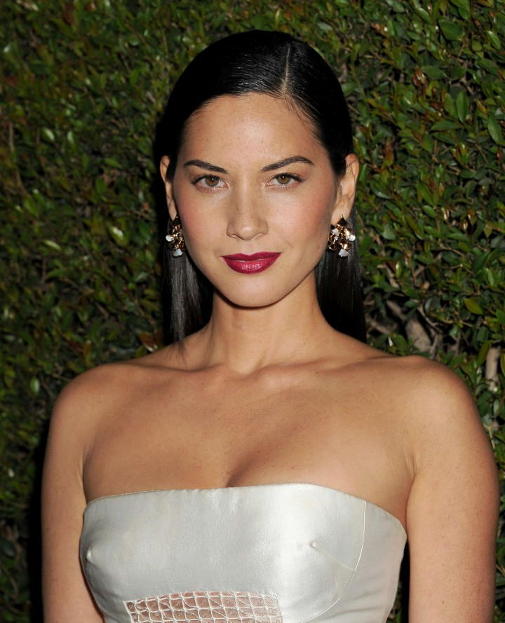 Olivia Munn – Decades of Glamour Event in West Hollywood