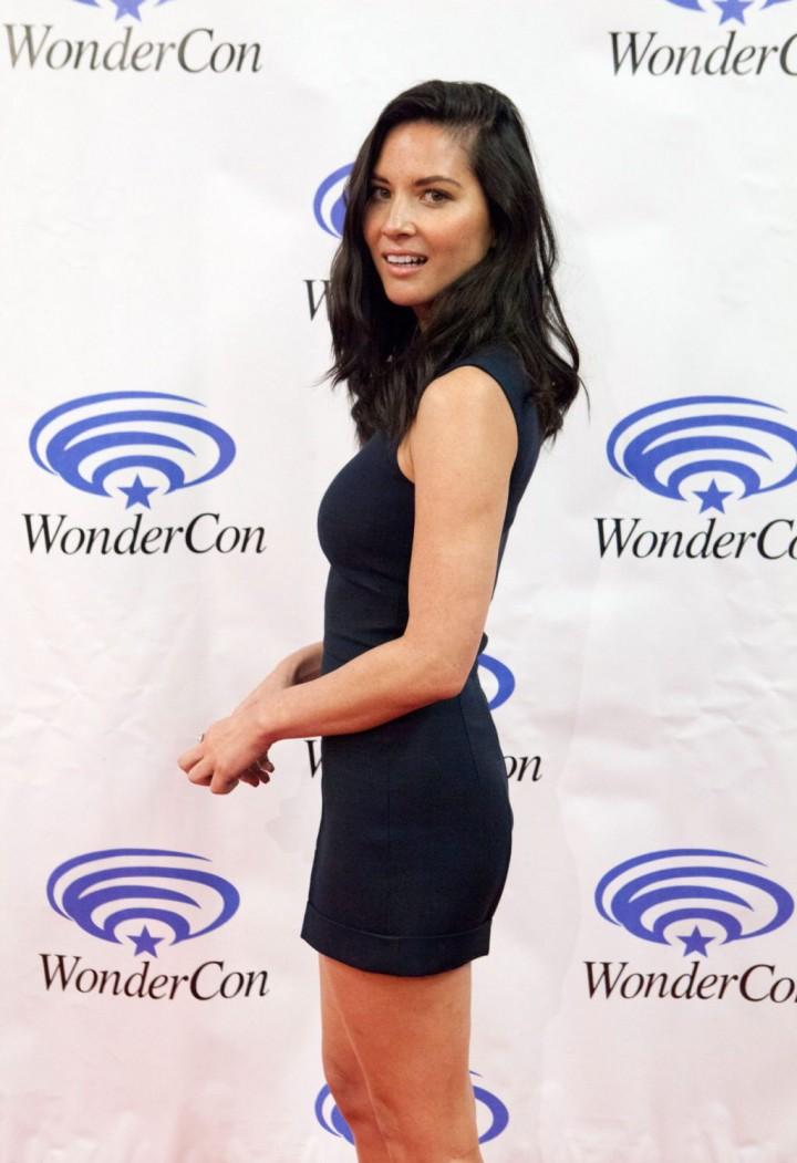 Olivia Munn: 2014 WonderCon -01